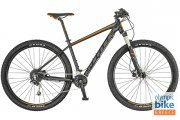 Mountain bike 29 inch SCOTT Aspect 930 with stable luggage rack