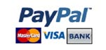 We recommend that you pay by PayPal as it is easy, secure and free.